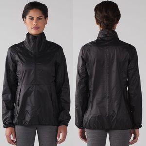 NWT Lululemon Run With It Jacket